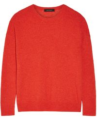Cedric Charlier Pullover - Rojo