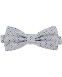 Dolce & Gabbana Bow Tie - Grey