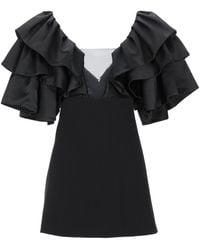 Francesco Paolo Salerno Short Dress - Black