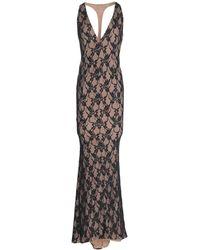 DIVEDIVINE Long Dress - Black