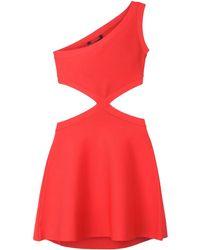 BCBGMAXAZRIA - Short Dresses - Lyst