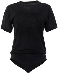 Attic And Barn T-shirt - Black