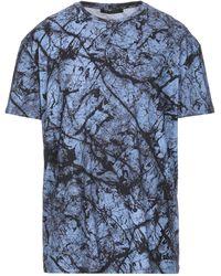 Mr & Mrs Italy T-shirt - Blue