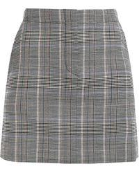 Theory Mini Skirt - Black