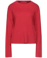 Marciano Turtleneck - Red