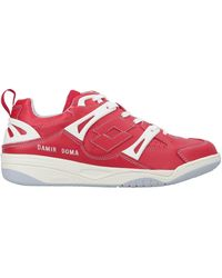 Damir Doma X Lotto Trainers - Red