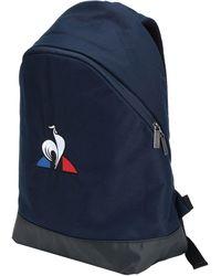 Le Coq Sportif Backpacks & Fanny Packs - Blue