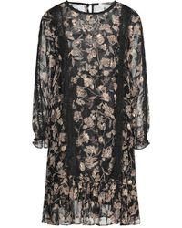 MEISÏE Robe courte - Noir