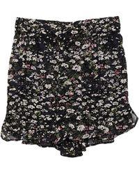 Ganni Shorts - Black