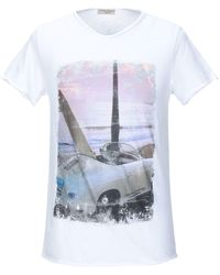 Athletic Vintage T-shirt - White