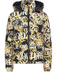 Versace Jeans Couture Down Jacket - Black