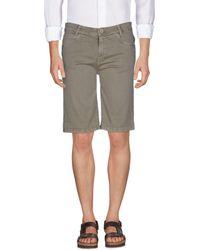 Bomboogie - Bermuda Shorts - Lyst