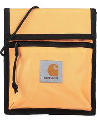 Carhartt Cross-body Bag - Orange
