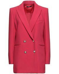 Amen Suit Jacket - Red