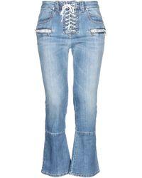Unravel Project - Pantaloni jeans - Lyst