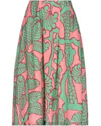 5preview Midi Skirt - Pink