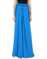 Relish Long Skirt - Blue