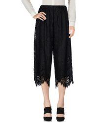 DV ROMA - 3/4-length Trousers - Lyst