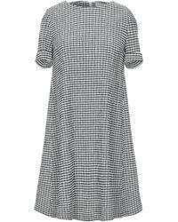 Harris Wharf London Short Dress - Black