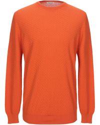 Gran Sasso Sweater - Orange