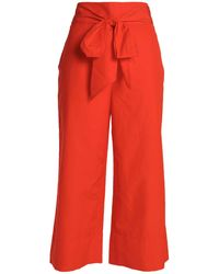 Kate Spade Pantalones piratas - Rojo