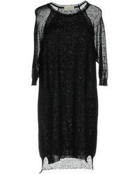 Zanone - Short Dress - Lyst