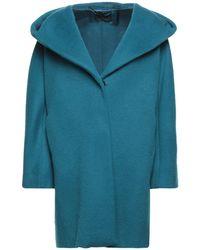 Clips Manteau long - Bleu