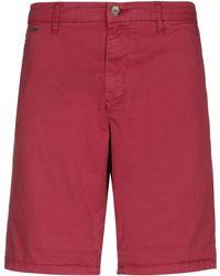 Guess Shorts et bermudas - Rouge