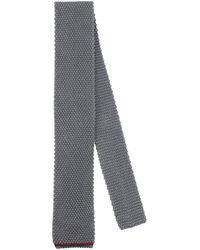 Brunello Cucinelli Tie - Gray