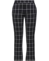 LAB ANNA RACHELE Trousers - Black