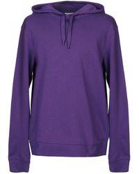 Cheap Monday Sweatshirt - Purple