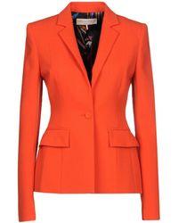 Emilio Pucci Suit Jacket - Orange