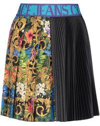 Versace Jeans Couture Jupe midi - Noir