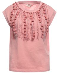 SCEE by TWINSET T-shirt - Pink