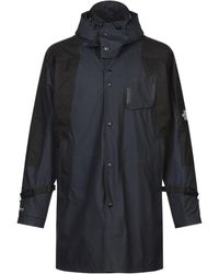 The North Face Overcoat - Blue