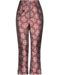 Glamorous Casual Trouser - Red