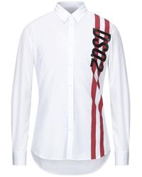 DSquared² Shirt - White