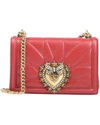 Dolce & Gabbana Cross-body Bag - Red