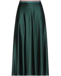 Paul Smith Midi Skirt - Green