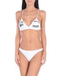 Chiara Ferragni Bikini - Bianco