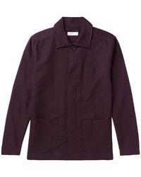 Several Jacket - Purple