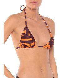 Beatrice B. Bikini Top - Orange