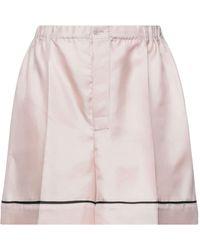 Prada Shorts & Bermuda Shorts - Pink