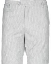 Les Deux Shorts & Bermuda Shorts - Grey