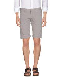 Armani Jeans Shorts & Bermuda Shorts - Grey