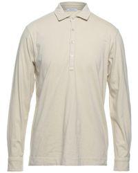 Boglioli Polo Shirt - Natural