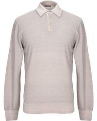 Cruciani Sweater - Natural