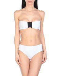 Frida Querida Bikini - White