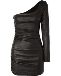 SPRWMN Short Dress - Black