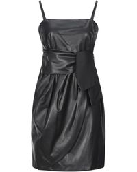 Liu Jo Short Dress - Black